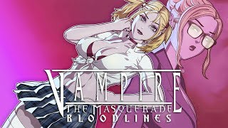 Vampire: The Masquerade - Bloodlines - An Updated Review