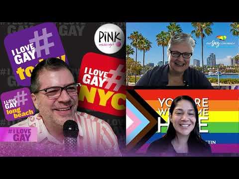 Michelle Windhausen & Ellie Perez: Visit Gay Long Beach & Safe Spaces Alliance