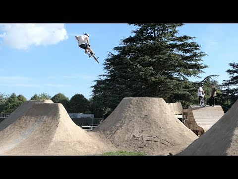 RIDING BIG JUMPS AT GOODWOOD FESTIVAL OF SPEED - UCj7Q0BvxIT28kI_8HPVht1Q
