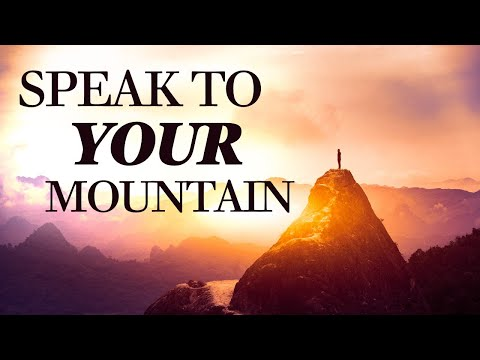 SPEAK to Your Mountain - Live Re-broadcast