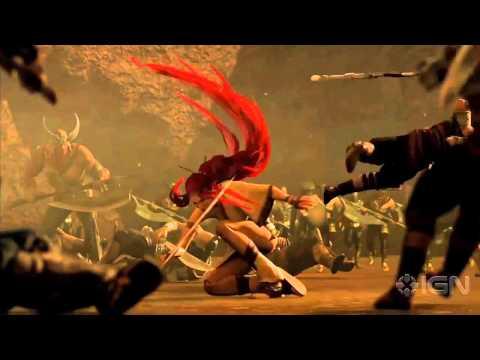 Heavenly Sword: The Movie - Trailer - UCKy1dAqELo0zrOtPkf0eTMw