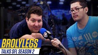 Street Fighter League Season 2 Predictions - Brolylegs - (EVO 2019)