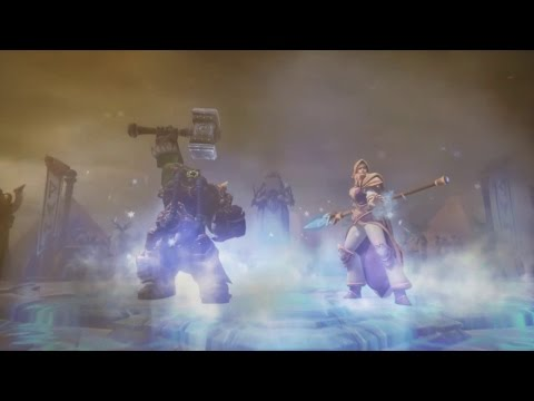 Heroes of the Storm Feature Trailer - BlizzCon 2014 - UCpVdq9gLew6E76BmfB2GJ0w