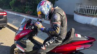 WHY PERFORMANCE SCOOTERS ARE PICKED OVER MOTORCYCLES - TRICK HONDA PCX 175 GETS LAPTOP TUNE ROADSIDE