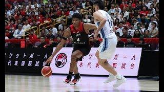 Argentina Japon - 108-93 de preparación para la Copa Mundial de Baloncesto FIBA 2019, 22 de agosto