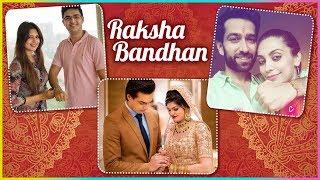 Mohsin Khan, Divyanka Tripathi, Nakuul Mehta | Television Stars With Their SIBLINGS