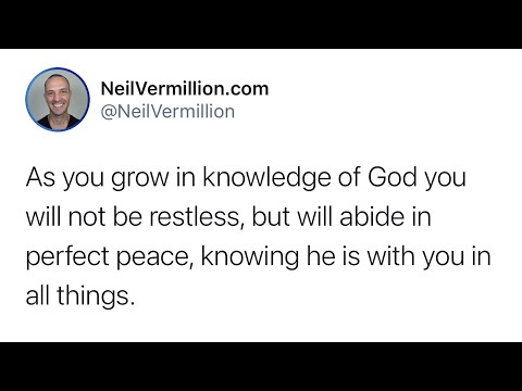 My Heart For You Will Be Revealed - Daily Prophetic Word