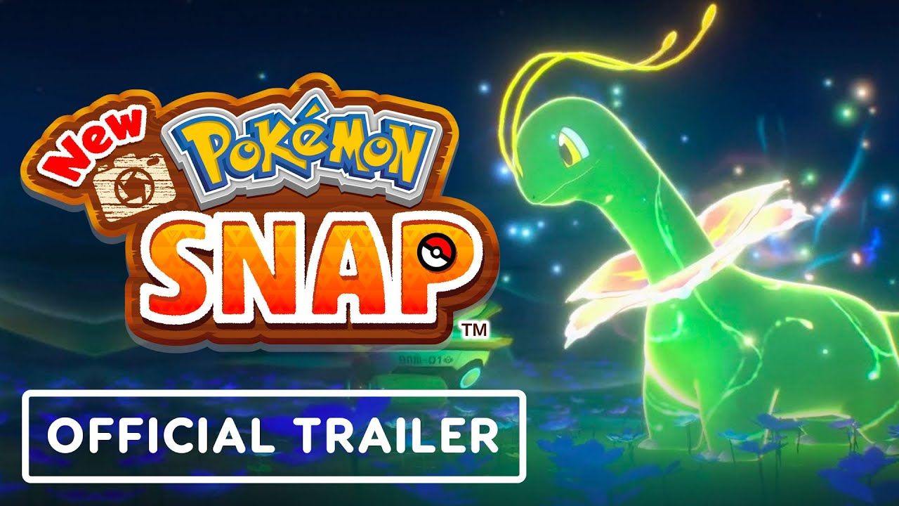 New Pokemon Snap – Official Gameplay Overview Trailer