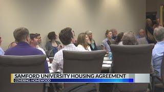 Samford University Housing Agreement