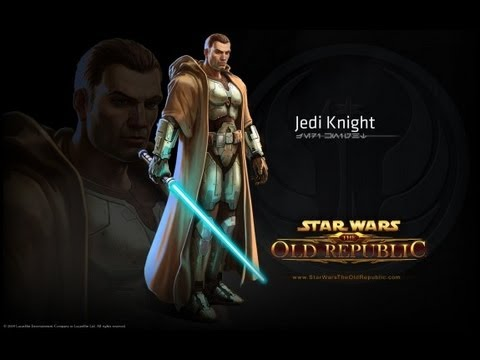 Star Wars: The Old Republic - Jedi Knight Trailer - UCKy1dAqELo0zrOtPkf0eTMw