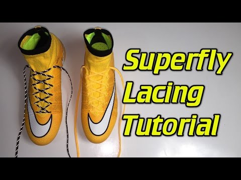 How To Replace The Laces On The Superfly 4 - SR4U Laces Tutorial - UCUU3lMXc6iDrQw4eZen8COQ