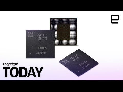 Samsung's new chip will make phones run faster and longer | Engadget Today - UC-6OW5aJYBFM33zXQlBKPNA