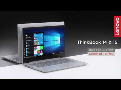 ThinkBook 14 & 15 Tour - UCpvg0uZH-oxmCagOWJo9p9g