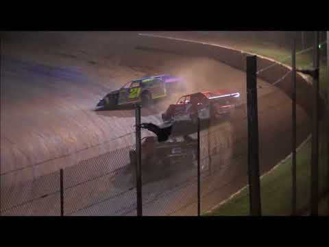 Modified Feature from Atomic Speedway, August 25th, 2018. - dirt track racing video image