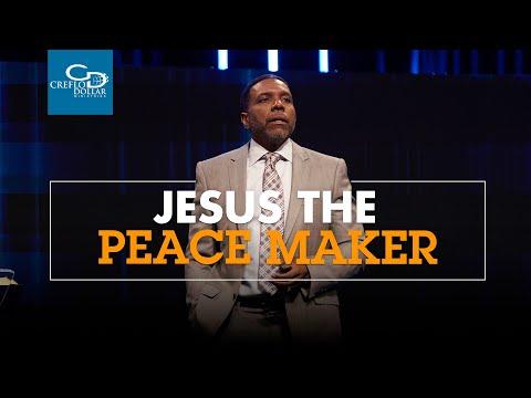 Jesus the Peace Maker