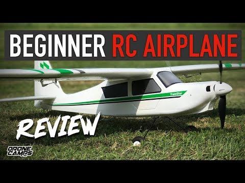 BEST Beginner RC Airplane 2019 - ALMOST INDESTRUCTIBLE! for $99 - UCwojJxGQ0SNeVV09mKlnonA