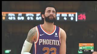 (NBA 2K19) 2019 2020 Season Preview (Phoenix Suns vs Boston Celtics)