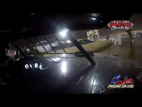 #X-15 H Palmer - Usra B-Modified - 9-11-2021 Tri-state Speedway - In Car Camera - dirt track racing video image