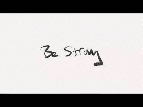 Jon Egan - Be Strong (Official Lyric Video)