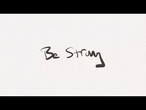 Jon Egan - Be Strong (Official Lyric Video)