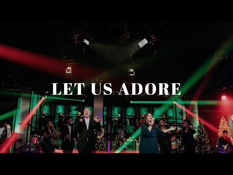 David & Nicole Binion - Let Us Adore (Official Live Video)