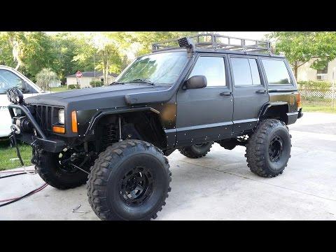 Jeep XJ Offroad Part 2 - UCZkhCqxscIl7iOWA55fHvgQ