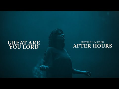 Great Are You Lord - Amanda Lindsey Cook  After Hours