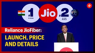 Reliance JioFiber launches September 5: Price, offers, speeds and everything else