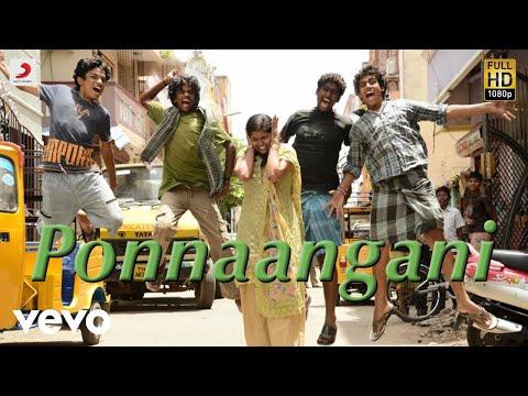 Goli Soda - Ponnaangani Full Song Audio | S.N. Arunagiri - UCTNtRdBAiZtHP9w7JinzfUg