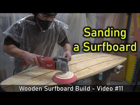 How to Make a Wooden Surfboard #11: Sanding the Epoxy Hotcoat - UCAn_HKnYFSombNl-Y-LjwyA