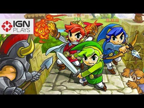 7 Minutes of Single Player in The Legend of Zelda: Tri Force Heroes - UCKy1dAqELo0zrOtPkf0eTMw