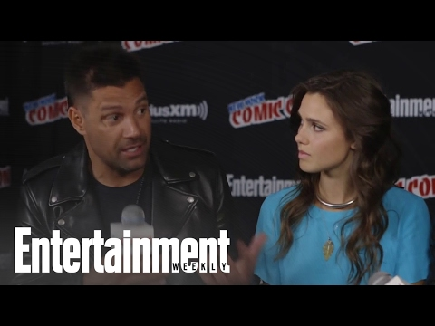 Shannara Chronicles: Manu Bennett, Poppy Drayton & Austin Butler On The Show | Entertainment Weekly - UClWCQNaggkMW7SDtS3BkEBg
