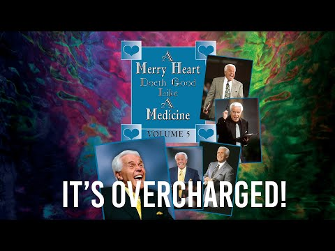 Merry Heart:  It's Overcharged!  Jesse Duplantis