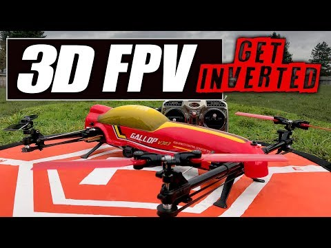 3D FPV! - Wltoys V383 500mm 3D Quad - Stingray 500 Clone - FPV, LOS, 3D REVIEW - UCr6JcgG9eskEzL-k6TtL9EQ