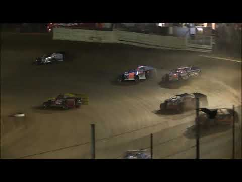 Sport Mod Feature from Atomic Speedway, September 15th, 2018. - dirt track racing video image
