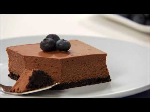 Philadelphia Double-Chocolate Cheesecake - UCs6VEc6vKPvmn4RBe7cDALw