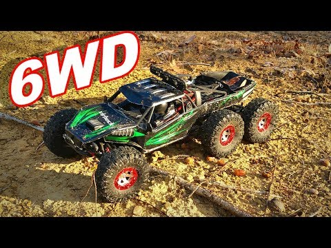 My Wife Broke my NEW RC Truck - 6WD Off Road Truck - TheRcSaylors - UCYWhRC3xtD_acDIZdr53huA