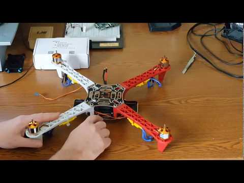 Drone Quadcopter Build Video 1 - UC0hZIcHgzKbwFNGTvVruZqg