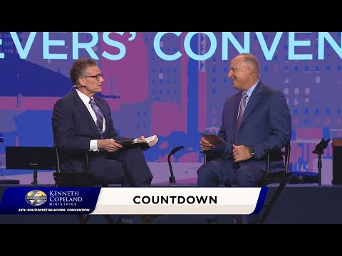 2020 Southwest Believers Convention: Wednesday Evening, Countdown (6:00 p.m. CT)