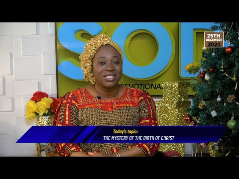Dr Becky Paul-Enenche - SEEDS OF DESTINY  FRIDAY DECEMBER 25, 2020