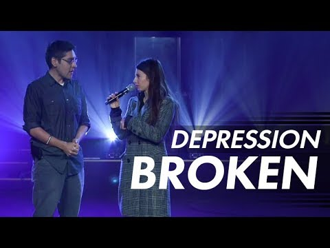 Depression & Suicide Broken