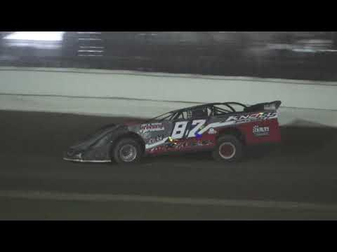 Late Model Saturday Night Special at Mid Michigan Raceway Park, Michigan on 10-01-2021!! - dirt track racing video image
