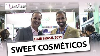 Beauty Show TV   Hair Brasil 2019   SWEET COSMÉTICOS