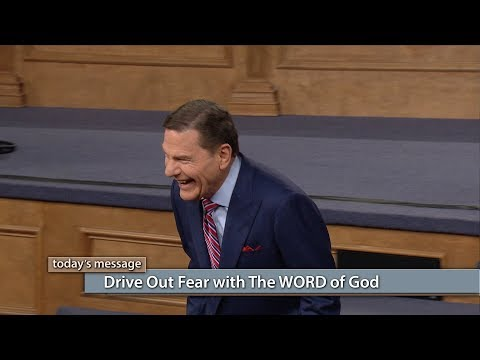 Drive Out Fear With The WORD of God