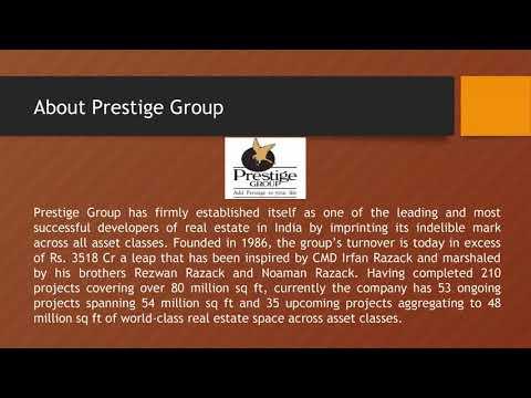 Prestige Park Square Video