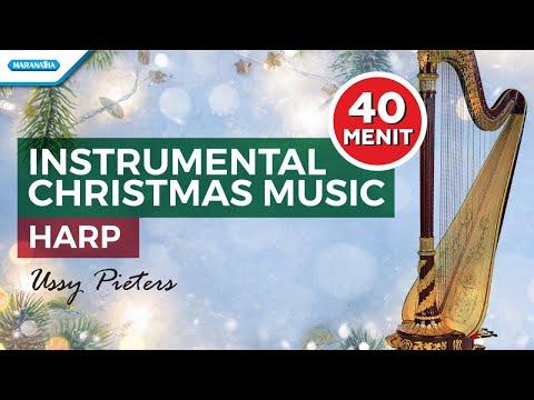 Ussy Pieters - Instrumental Christmas Harp
