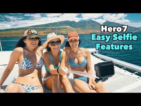 GoPro Hero7 Easy Selfie Features  - GoPro Tip #646   MicBergsma - UCTs-d2DgyuJVRICivxe2Ktg