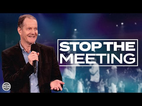 Stop the Meeting  Robert Fergusson