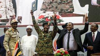 Soudan, TRANSITION VERS UN POUVOIR CIVIL