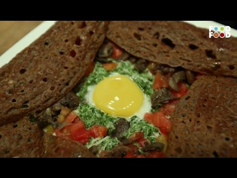 Sunny side up crepe recipe chef chinu healthy recipe sunny side up crepe recipe chef chinu healthy recipe forumfinder Choice Image